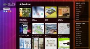 Aplicaciones táctiles Art Studio y Visualpanel