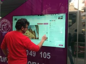 escaparate interactivo inmobiliaria urbis2
